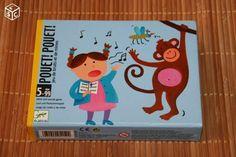 3 jeux pour des enfants