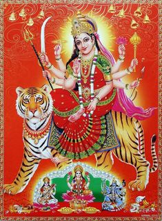 We curated the list of Goddess Vaishno Devi Image here for the devotees. Scroll down to see Goddess Vaishno Devi Images, pictures, HD images and more. Navratri Puja, Navratri Wishes, Maa Durga Image, Durga Ji, Cosmic Egg, Vaishno Devi, Mata Rani, Navratri Images, Durga Images