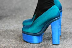 Hanneli Mustaparta's shoes...   http://thetrendydwarf.blogspot.com/2012/05/living-in-hanneli-mustapartas-shoes.html