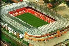 Old Trafford Stadium #Old Trafford Stadium