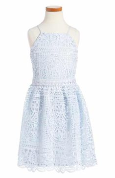 Bardot Junior Versailles Lace Fit   Flare Dress (Big Girls) Dresses For  Tweens Formal a00a40316