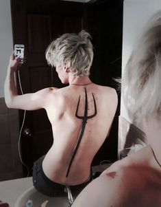 20+ Of The Best Spine Tattoo Ideas Ever