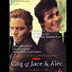 Book 1: City of Jace & Alec