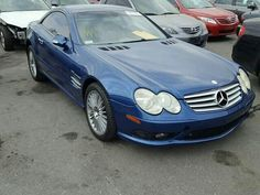 #salvage #forsale #2003 #MERCEDES #BENZ #SL55 #AMG www.bidgodrive.com #exotic #luxury #germancars #uae #dubai #fast #speed #buy #speed #convertible #classic