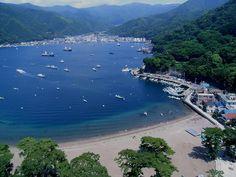 seaside resort Heda #japan #shizuoka