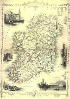 Thousands of free downloadable e-books on Irish genealogy