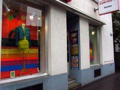 Caritas Netto store, Birmensdorferstrasse 38
