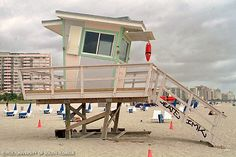 Lifeguard Hut, South Beach