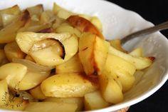 Pommes de Terre Rôties sans Matière Grasse
