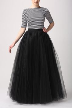 Shop a great selection of Omelas Omelas Women Long Maxi Tulle Skirt A-line Tutu Full Length Skirts. Find new offer and Similar products for Omelas Omelas Women Long Maxi Tulle Skirt A-line Tutu Full Length Skirts. Plus Size Long Skirts, Long Skirts For Women, Long Maxi Skirts, Tulle Skirts, Midi Skirts, Pleated Skirt, Pencil Skirts, Long Tutu, Black Tulle Skirt Outfit