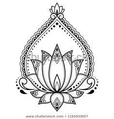 Lotus flower pattern for Henna drawing and tattoo. Decoration mandala in . Mehndi Lotus flower pattern for Henna drawing and tattoo. Decoration mandala in . - -Mehndi Lotus flower pattern for Henna drawing and tattoo. Decoration mandala in . Mandala Tattoo Design, Mandala Arm Tattoo, Tattoo Henna, Lotus Mandala Design, Lotus Flower Tattoo Design, Lotus Flower Mandala, Henna Mandala, Flower Tattoos, Mandalas Painting