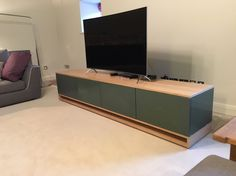 Sideboard Customer Gallery - Join Furniture Low Sideboard, Sideboard Furniture, Glass Furniture, Furniture Design, Furniture Companies, Contemporary Furniture, New Homes, Join, Storage