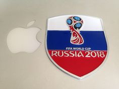 BADGE WORLD CUP 2018 RUSSIA SOUVENIR PLAQUE BRAND NEW