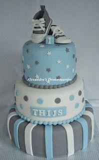 Sneaker taart / cake