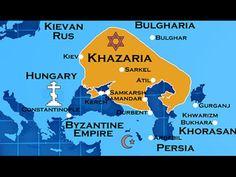 Caminante: Historia y Orígen de los Judios Ashkenazi y el Sio...