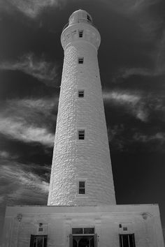 Lighthouse by gwagwa, via Flickr