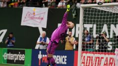 Stefan Frei was the consensus man of the match. Two other players were rated below what USL starters get rated.