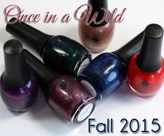 FingerPaints Once in a Wild - Fall 2015 via @alllacqueredup