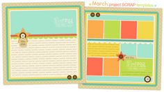 template freebie from the Shabby Shoppe