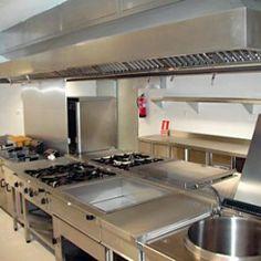 M s de 1000 ideas sobre cocinas industriales en pinterest for Fabrica de cocinas industriales