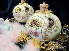 How To Make A Faberge Easter Egg! - YouTube