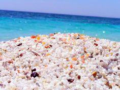 Is Arutas Sardegna (Oristano) - spiaggia ricoperta da granelli di quarzo... meravigliosa