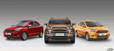 December Discounts are offered by Ford in India | Car Crox