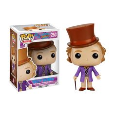 Willy Wonka and the Chocolate Factory - Willy Wonka Pop! Vinyl Figure - ZiNG Pop Culture