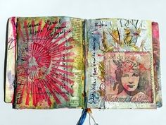 Art journal by Giò