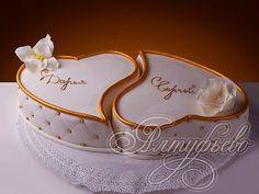 simple mug cake Wedding Cake Red, Small Wedding Cakes, Elegant Wedding Cakes, Wedding Cake Designs, Heart Shaped Wedding Cakes, Heart Shaped Cakes, Heart Cakes, Anniversary Cake Designs, Wedding Anniversary Cakes