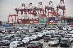 Felélénkülhet a kínai autóimport – Kína 15 %-ra mérsékeli az autók import vámját