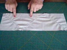 Quadrados - dois triângulos - Parte2