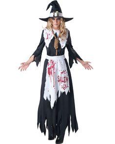 Salem Witch Womens Costume
