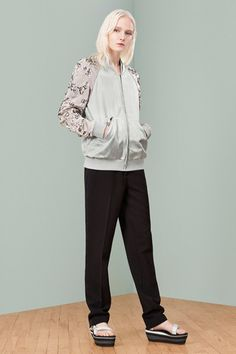 Rebecca Taylor Resort 2015 Collection Slideshow on Style.com