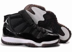 www.myjordanshoes... Only AIR #JORDAN 11 #RETRO BLACK WHITE CHOCOLATE Free Shipping!
