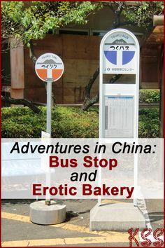 Bus Stop, Laughter, Knot, Erotic, Travel Destinations, Adventure, Outdoor Decor, Knots, Destinations