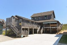 Nags Head Vacation Rental: R & R 129 |  Outer Banks Rentals
