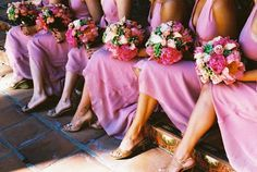 Be conscientious of your bridesmaids' budgets. - Wedding Rules You Should Actually Follow - Photos