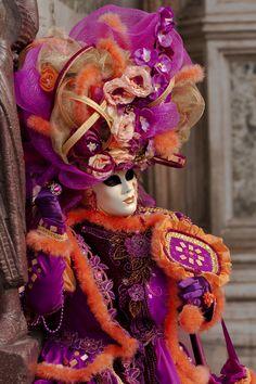 Venetian Mask 4 by Fábio Vasconcelos on Venice Carnival Costumes, Venetian Carnival Masks, Mardi Gras Carnival, Carnival Of Venice, Venetian Masquerade, Masquerade Party, Masquerade Masks, Venice Carnivale, Venice Mask