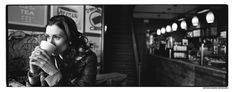https://flic.kr/p/CgUQtK | Hasselblad XPan + BWXX | Sara enjoying a warm cup of tea mid shoot in a cold NYC  Hasselblad XPan + 45mm f4, 1/30 + Kodak Eastman Double-X (5222) @800 aka Cinestill BWXX  I wish I had had colour film loaded for this to capture the tungsten light in the background   Xtol :Water 1:3, 13min, 30 degrees, Epson v800 scan   XPan Blog mrleica.com/2016/01/16/hasselblad-xpan/  NYC Blog (II) mrleica.com/2016/01/16/new-york-photography-workshop-2/