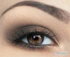 Browns are my go-to eyeshadows... I could buy a dozen different shades and still see more shades I like! :)