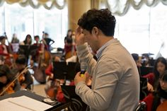 꿈의 오케스트라, 합동공연을 위한 리허설 캠프