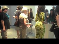 ▶ Operation Catsuit Video #1: Museum of Modern Art, NYC - YouTube