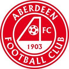 Aberdeen FC Logo #1