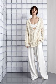 Tess Giberson Resort 2016 Fashion Show Look 4