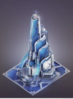 Futuristic Architecture #evatornadoblog #mycollection #cyberspacefuture @evatornado