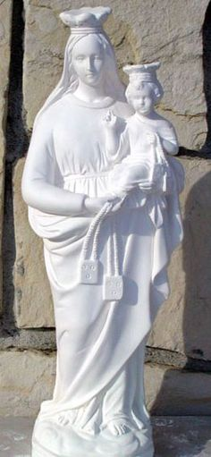 Image of St. Carmen Feastday: July 16th pray for us