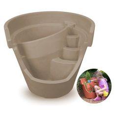 Eco Personal Garden Oversized Broken Pot Planter, ECOD001-2