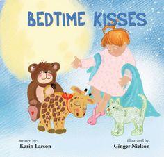 Bedtime Kisses by Karin Larson http://ahowland.org/wordpress/?p=2109