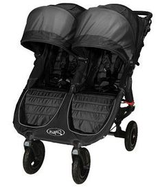 Baby Jogger® City Mini® GT Double Stroller - Shadow/Black From my research, the best double stroller, really easy to push! Baby Jogger Double Stroller, City Mini Double Stroller, Double Stroller Reviews, Best Double Stroller, Baby Jogger City, Jogging Stroller, Double Strollers, Toddler Stroller, Toddler Toys